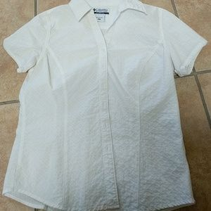Columbia Sportswear Button-Front Blouse